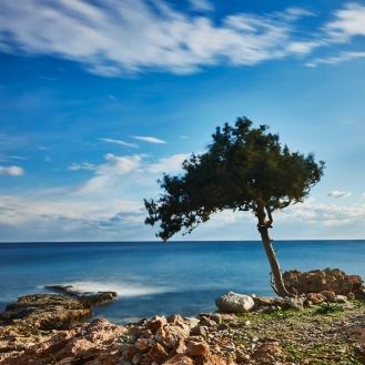 Lardos Point, Rhodes